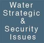 Water Strategic & Security Issues, Franck Galland